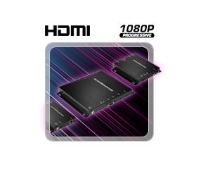 Каскадные сети HDMI