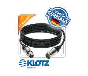 Микрофонный кабель серии GREYHOUND, XLR3 гнездо > XLR3 штекер