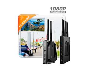 Беспроводной профессиональный усилитель цифровых HD-SDI и HDMI сигналов