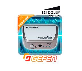Корректор уровня небалансного аналогового стерео и цифровых аудиосигналов со встроенным преобразователем