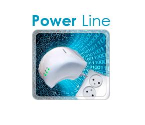 Стабильный интернет по силовым линиям