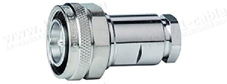 J01440A3012, Разъем 4.3-10 кабельный, штекер, муфта, 50 Ом