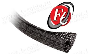 Самозастегивающаяся оборачиваемая эластичная кабельная оплетка- 12.7 мм