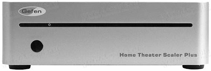 Универсальный HDMI скалер-конвертер для домашних кинотеатров, входы 2x HDMI, 2x RGB