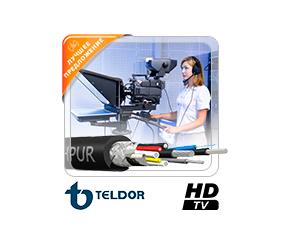 Гибридный камерный кабель SMPTE311