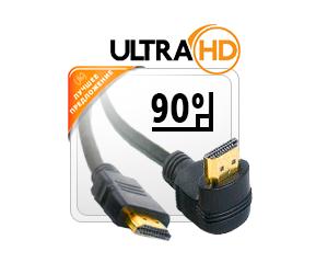 Угловой кабель HDMI