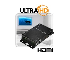 Удлинитель HDMI Ultra HD (4K2K) по витой паре