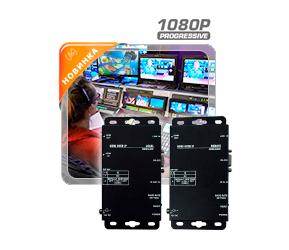 IP Удлинитель линий HDMI по одному кабелю витая пара на длины до 100 м