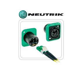Доступен к заказу разъем Neutrik opticalCON DUO