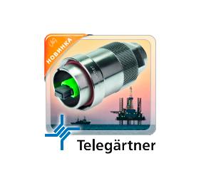 Индустриальные <br />Оптические Разъемы Telegartner