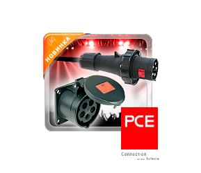 Расширен ассортимент новой серией силовых разъемов от PC Electric (Австрия)