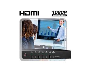 Преобразователь мультианалоговых сигналов в HDMI