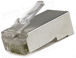RJ45-MP8(8C)-FS-C6