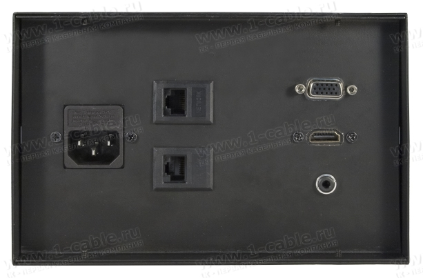 Порты подключений TB-FC-SM4E