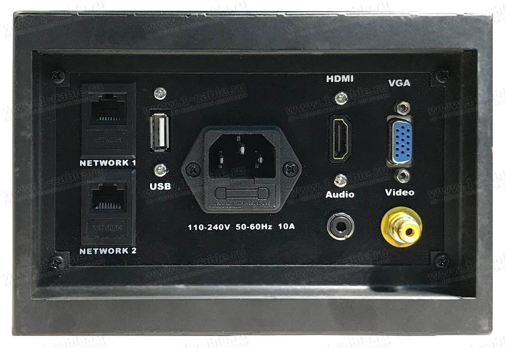 Порты подключений TB-FC-SM4VE