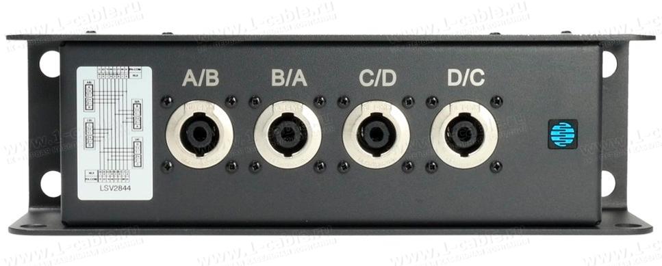Коммутационная распределительная коробка, серия SpeakerLink