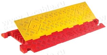 Усиленный защитный кабельный трап для промышленного и наружного применения