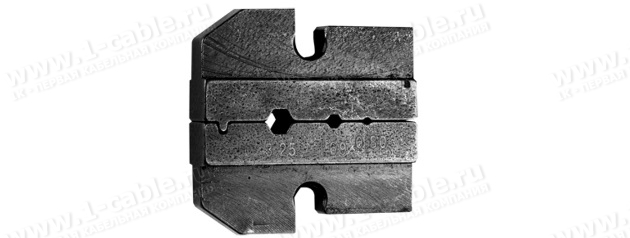 N01003A0089, Губки для обжимного инструмента типа- XM, 3 размерa
