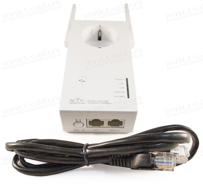 Универсальный приемный/передающий блок Ethernet/Wi-Fi