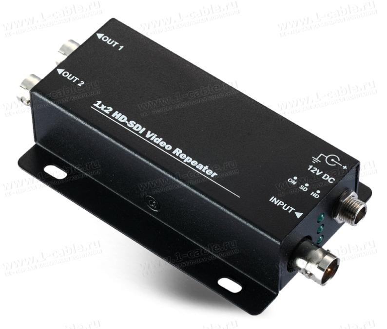 Внешний вид усилителя HIT-HDSDI-142
