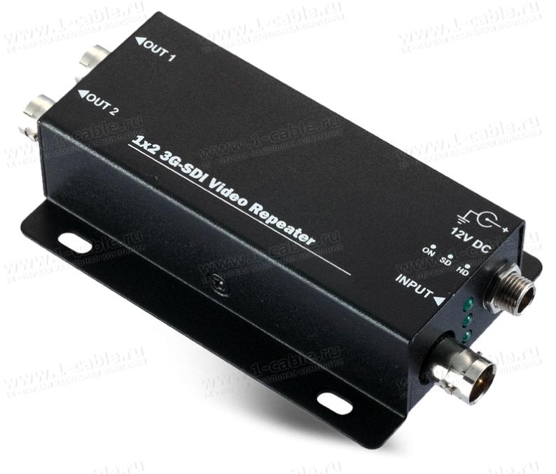 Внешний вид усилителя HIT-3GSDI-142