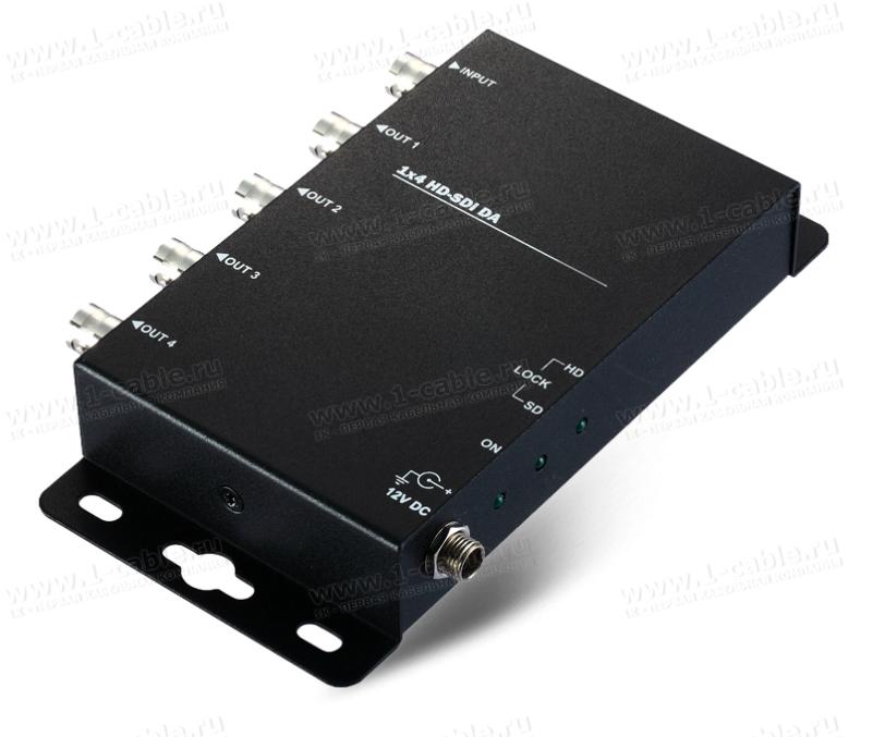 Внешний вид усилителя HIT-HDSDI-144
