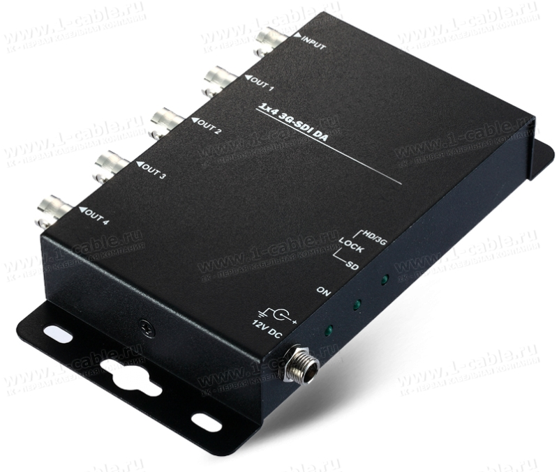 Внешний вид усилителя HIT-3GSDI-144