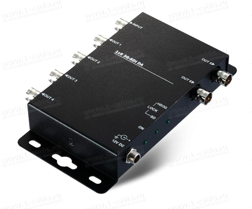 Внешний вид усилителя HIT-3GSDI-146